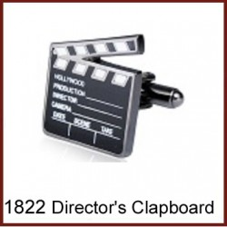 Director's Clapboard...