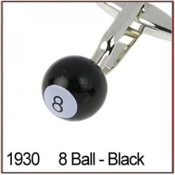 8 Ball - Black Novelty...