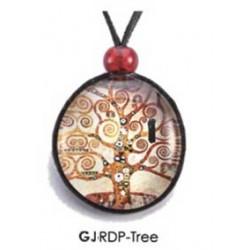Round Pendant - Tree of Life