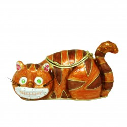 Cheshire Cat Trinket Box