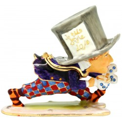 Mad Hatter Trinket Box