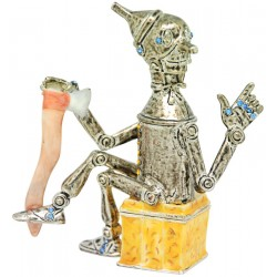 Tin Man Trinket Box