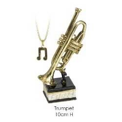 Trumpet Trinket Box