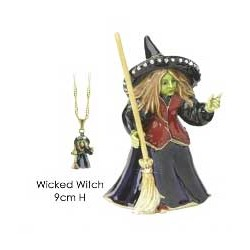 Wicked Witch Trinket Box