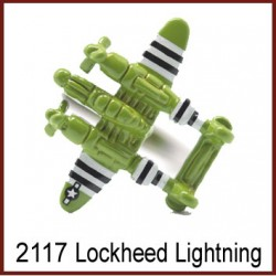 Lockheed Lightning Novelty...