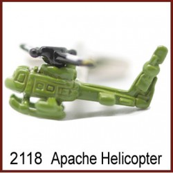 Apache Helicopter Novelty...