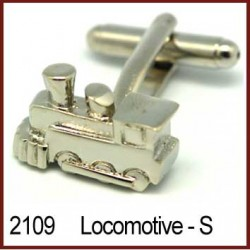 Locomotive Engine - Silver...