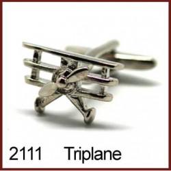 Triplane - Silver Novelty...