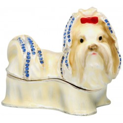 Shih Tzu Trinket Box