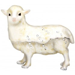 Sheep Trinket Box