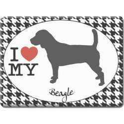 Beagle -Fridge Magnet