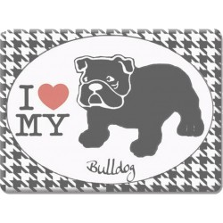 Bulldog -Fridge Magnet