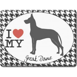 Great Dane -Fridge Magnet