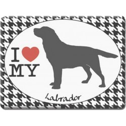 Labrador -Fridge Magnet