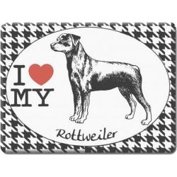 Rottweiler -Fridge Magnet