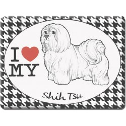 Shih Tsu -Fridge Magnet