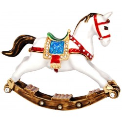 Rocking Horse Trinket Box