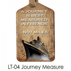 Luggage-Tag  Journey...