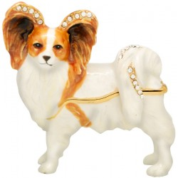 Papillon Trinket Box